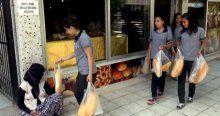 Öğrencilerden örnek proje, Ekmek Askısı