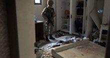Şırnak'ta teröristler vatandaşların evlerini kullanılmaz hale getirdi