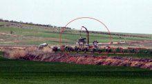 Suriye sınırında askerler teyakkuzda