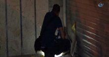 Esenyurt'ta bir restorant önüne ses bombası atıldı