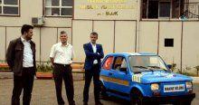 Giresun'da öğrencilerden yerli elektrikli otomobil