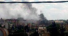 Midyat Emniyet Müdürlüğü'ne bombalı saldırı, Yaralılar var