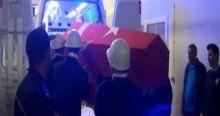 Şehit polis Yaşar Özlem'in cenazesi memleketine getirildi