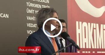 Akademisyenlerden Taksim Meydanı'nda Milli İradeye Saygı ve Demokrasi Yürüyüşü