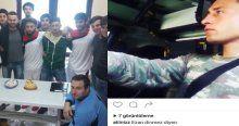 Şehit asker Yunus Yılmaz'ın son paylaşımı yürek burktu - izle