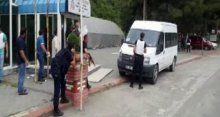 Trabzon'da emniyet müdürlüğüne saldırı!