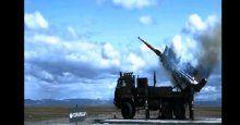 Görüntülü haber; TSK'nın yeni hava savunma füzesi 'Hisar'