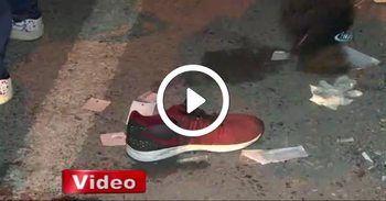 TEM'de feci kaza, 3 ölü, 3 yaralı