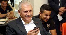 Başbakan Yıldırım polis memuru için telefonda kız istedi
