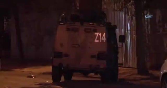 Cezaevi firarisi Kadıköy'de dehşet saçtı