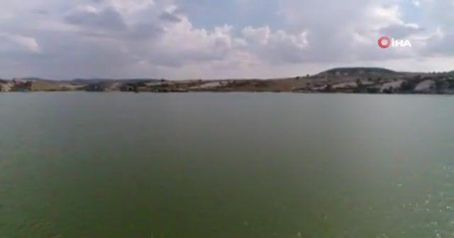 Emre Gölü Frig Vadisini canlandırıyor