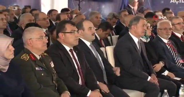 Erdoğan açıkladı: Milli savunma füze sistemi geliyor