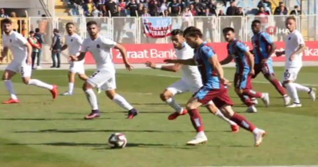 Trabzonspor 2 golle turladı
