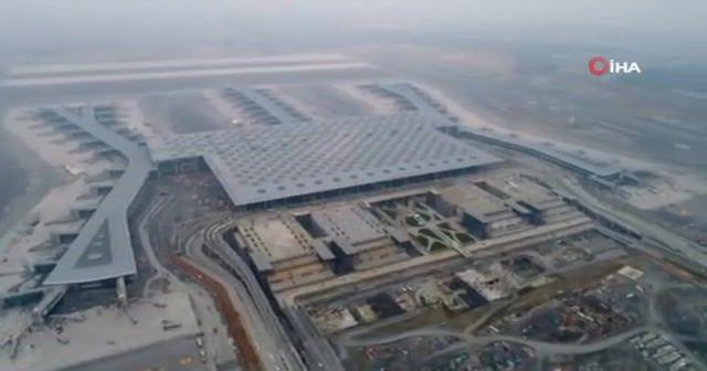 Yeni Havalimanı'nda son durum