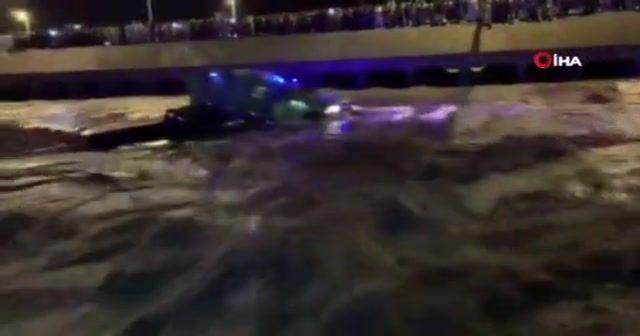 Cidde sular altında