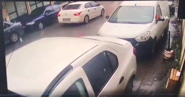 İstanbul'da güpegündüz gasp: 500 bin lira !