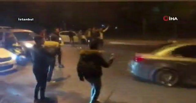 İstanbul'da trafik magandalığı bitmek bilmiyor