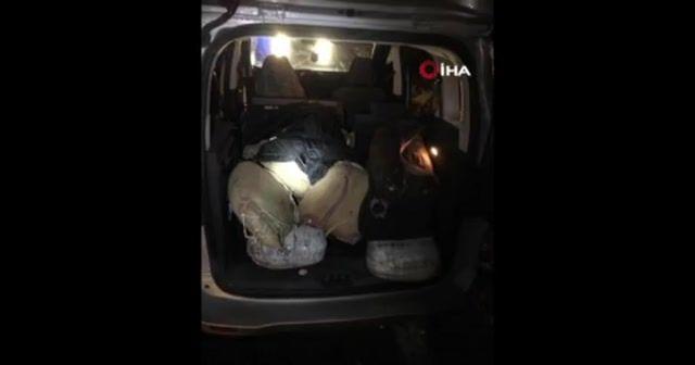 Mardin'de bombalı araç ele geçirildi: 5 gözaltı