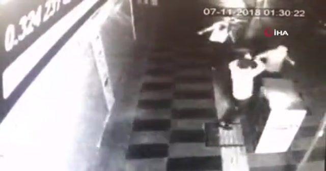 Sokak ortasında dehşet: İş adamını kör ettiler