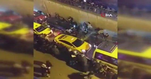 Şehir magandaları dehşet saçtı: 1'i bebek 3 yaralı