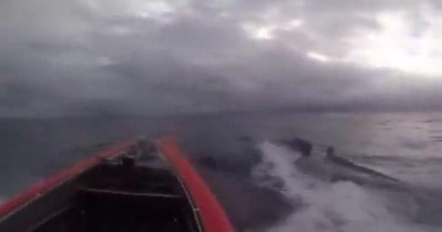 Trump'tan denizaltıya yapılan kokain operasyonu paylaşımı