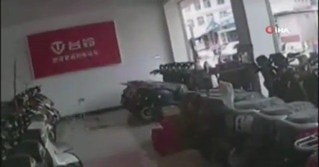 Çin'de deprem: 1 ölü