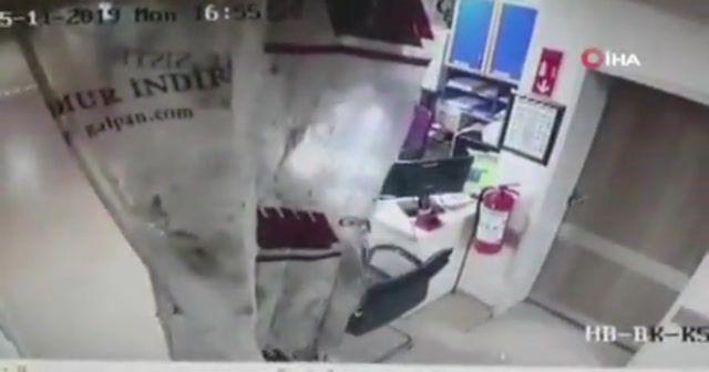 O hastane Trabzon'da çıktı