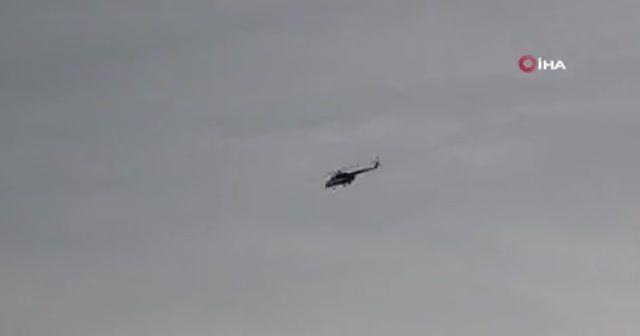 Uludağ'da kaybolan dağcılar helikopterle aranıyor