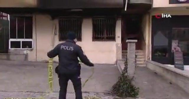 4 kişinin yanarak can verdiği binadan yaralı kurtulan Ramazan Akça anlattı