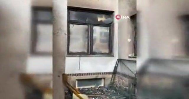 Almanya'da Türklere ait kafe ve restoran kundaklandı