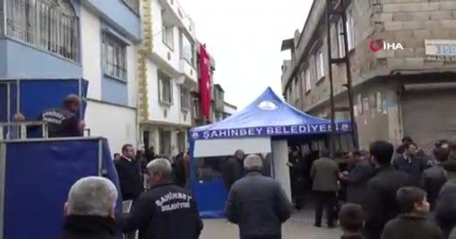Gaziantep'e 2'inci şehit ateşi