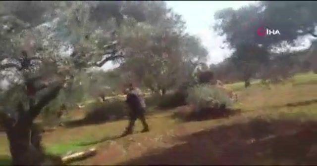 İdlib'te çatışmalar
