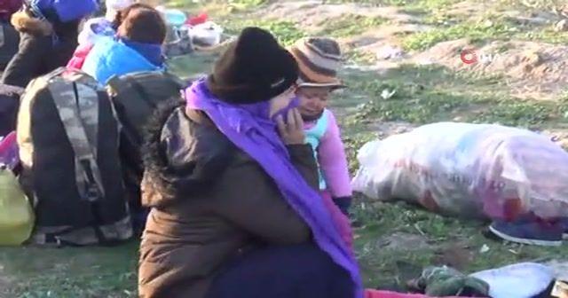 On binlerce göçmenlerin Avrupa mücadelesi sürüyor
