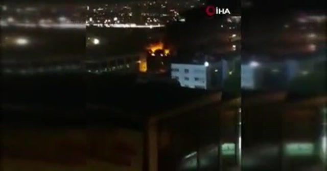 Riyad'taki Covid-19'lu karı koca ambulans uçakla yurda getirildi