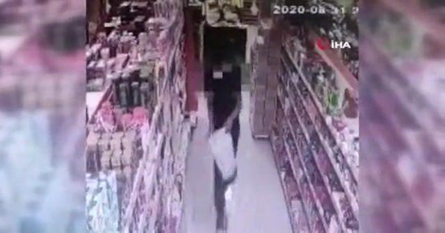 Aynı marketi iki defa soydu