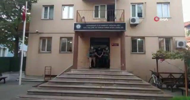 Bursa'da pompalı tüfekli saldırgan yakalandı