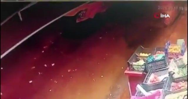 Şişli'de esnaf genç kadının telefonunu çalan kapkaççıyı kovaladı